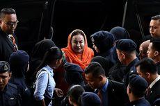 Istri Mantan PM Malaysia Najib Razak Terancam Hukuman 20 Tahun Penjara