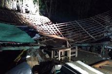 Hujan Disertai Angin Kencang, 5 Rumah di Ngawi Rusak Tertimpa Pohon