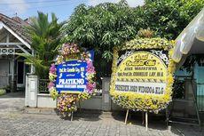 Cornelis Lay Meninggal, Presiden Joko Widodo hingga Ganjar Pranowo Kirim Karangan Bunga