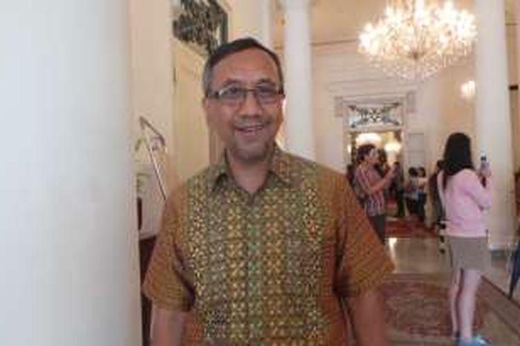 Kepala Dinas Pariwisata dan Kebudayaan DKI Jakarta Catur Laswanto