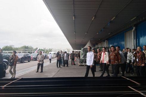 Jokowi Targetkan Ekspor Otomotif Minimal 1 Juta Unit hingga 2024