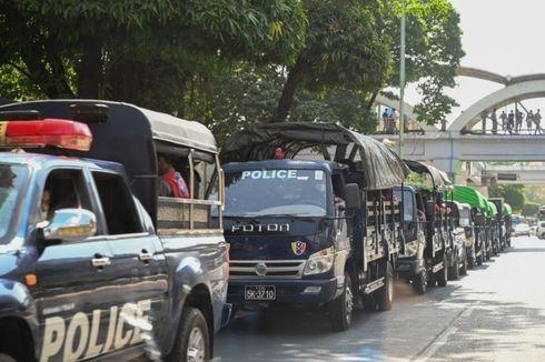 Militer Myanmar Ambil Alih Kekuasaan, Warga Sempat Panic Buying