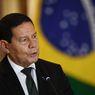 Wakil Presiden Brasil Hamilton Mourao Positif Covid-19