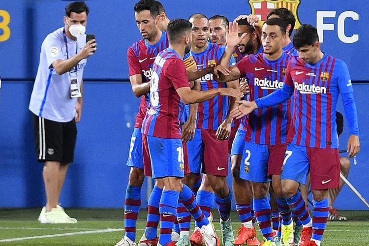 Skuad Barcelona 2021-2022