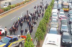 Dua Mahasiswa Unkris Mengaku Jadi Korban Penganiayan Polisi Saat Aksi Demo 24 September