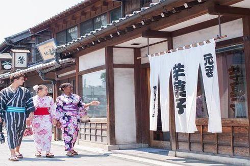 Ada Beasiswa ke Kota Kuno di Jepang, Mau?