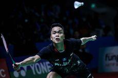 BWF World Tour Finals 2019, Satu Sosok Jadi Momok Bagi Anthony Ginting