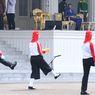8 Paskibraka yang Bertugas di Istana Negara Merupakan Tim Cadangan Tahun Lalu