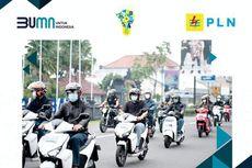 PLN Klaim Infrastruktur Kendaraan Listrik di Bali Sudah Siap