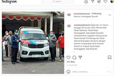 Mobil Esemka Jadi Kendaraan Operasional BUMDes di Boyolali