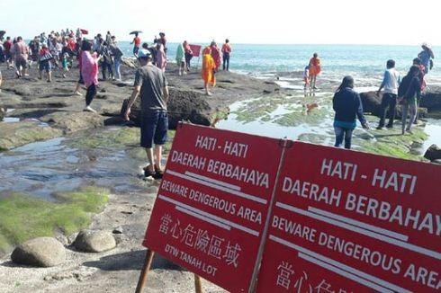 Banyak Turis Tenggelam di Bali, Dinas Pariwisata Beri Imbauan