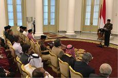 Ini Pesan Presiden Jokowi dalam Perayaan Isra Miraj di Istana Bogor