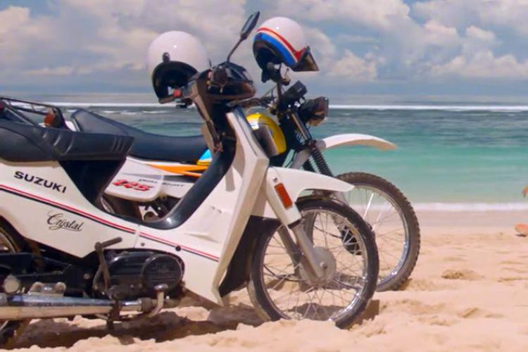 Cerita Hamish Daud jadi loyalis Suzuki.