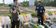 Terancam Gagal Panen, Petani di Kabupaten Bekasi Diminta Mentan Ikut Asuransi Pertanian