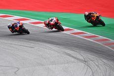 Daftar Starting Grid dan Jadwal MotoGP Styria 2021, Race Dimulai 19.00 WIB