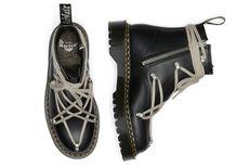 Lihat, Dr Martens 1460 Bex Boots Hasil Sentuhan Desainer Rick Owens