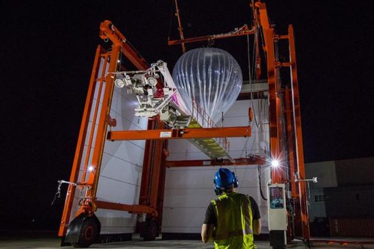Autolauncher Google Project Loon