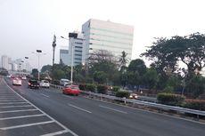 2 Jalur Keluar dan 1 Gerbang Tol Dalam Kota Akan Ditutup Saat Pemeliharaan Jalan