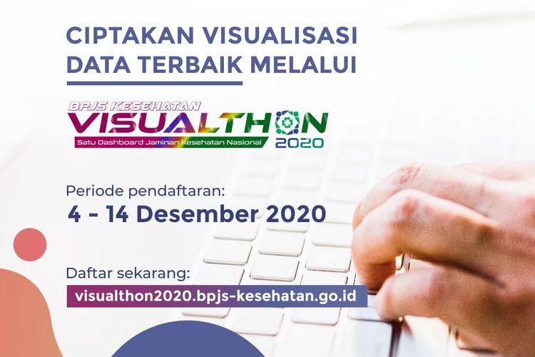 BPJS Kesehatan bekerja sama dengan KUMPUL menginisiasi ajang bertajuk BPJS Visualthon 2020 guna menciptakan inovasi digital.