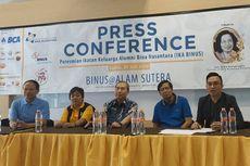 Komitmen 105.000 Lulusan Binus bagi Nusantara