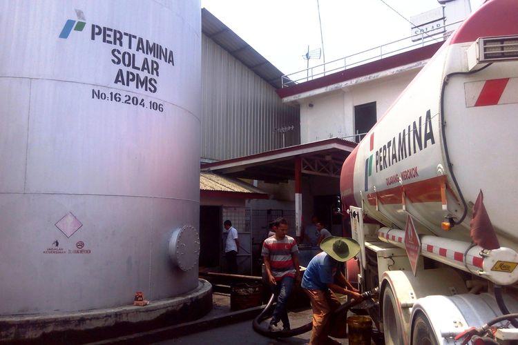 Pertamina MOR 1 telah melakukan uji coba implementasi program B30 di Provinsi Sumatera Utara sejak 1 sampai 31 Desember 2019