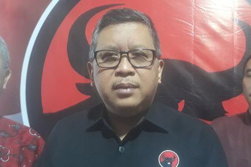 Hasto Sebut Menteri dari PDI-P Paling Banyak di Kabinet Jokowi-Ma'ruf Amin