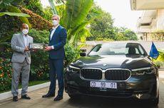 Dukung Zero Carbon, BMW Suplai Mobil Listrik untuk Diplomat