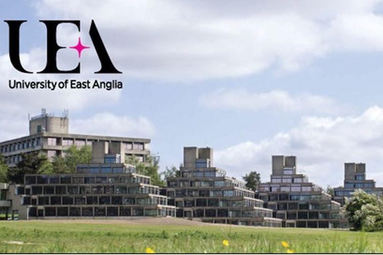 University of East Anglia Inggris menawarkan beasiswa berupa potongan uang kuliah hingga Rp 200 juta.