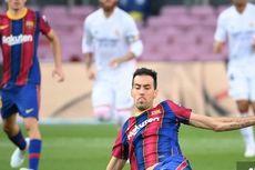 Cedera Lutut, Busquets Absen Bela Barcelona