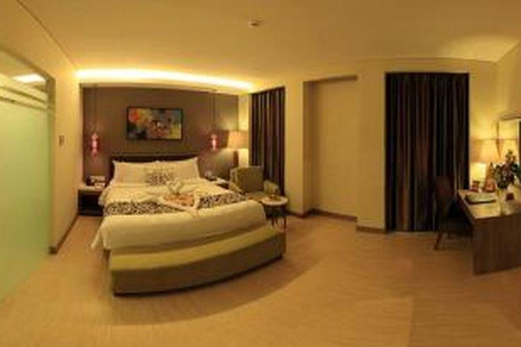 Kamar di Best Western Grand Palace Kemayoran