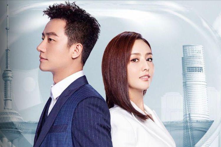 Wei Zhe (Huang Xuan) dan Jiang Da Lin (Tong Li Ya) di Perfect Partner.