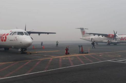 Ada Kabut Asap, Kemenhub Minta Operator Bandara Konservatif