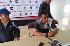 Pelatih PSIM Sempat Khawatir Setelah Tampil dengan 10 Pemain