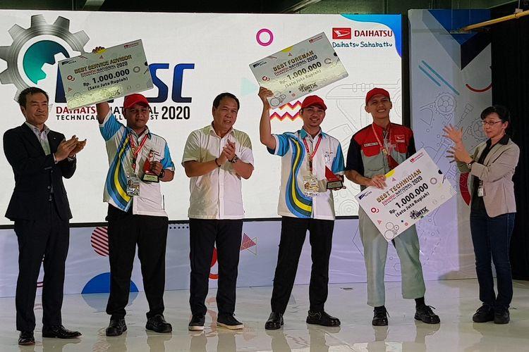 Daihatsu National Technical Skill Contest 2020