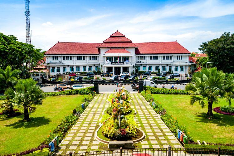 Taman Balai Kota Malang