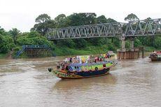 Sungai Musi Mulai Dilirik Jadi Obyek Wisata