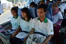 Penumpang Bus Masih Sulit Diminta Pakai Sabuk Pengaman