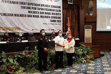 Calon Petahana Resmi Lawan Kotak Kosong di Pilkada Kota Semarang