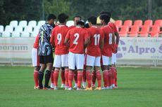 Catat! Ini Jadwal Siaran Langsung 4 Laga Uji Coba Timnas U19 Indonesia di Kroasia