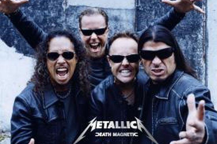 Grup musik dari Amerika Serikat, Metallica.