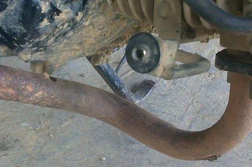 Bikin Komponen Sepeda Motor Bebas Karat, Cuma Pakai Baking Soda