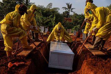 Persentase Angka Kematian Covid-19 Indonesia Naik, Ini Analisis Ahli