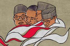 Pemilu Damai Dalam Dekapan Sang Merah Putih