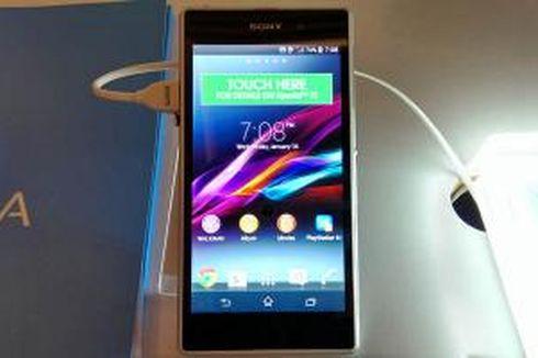 Menjajal Sony Xperia Z1 di Malaysia