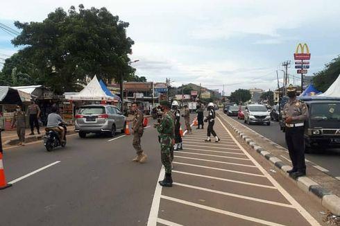 PSBB Transisi, Keluar Masuk Jakarta Tetap Wajib Punya SIKM