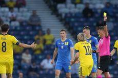 Hasil Euro 2020 - Bungkam Swedia, Ukraina Jadi Lawan Inggris di Perempat Final