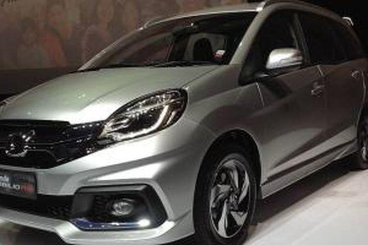 Honda Mobilio RS dibanderol mulai Rp 203,5 juta