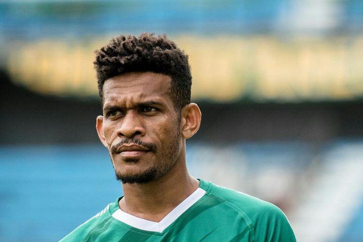 Ricky Kambuaya pemain baru Persebaya Surabaya intui musim 2020.