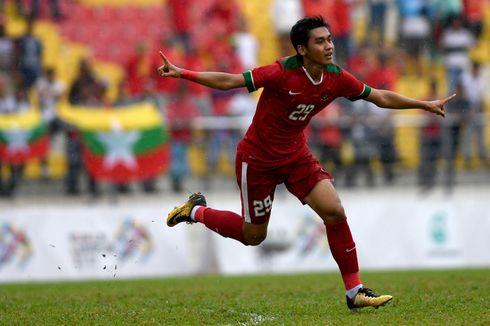Septian David Maulana Bikin Gocekan Terbanyak pada Anniversary Cup