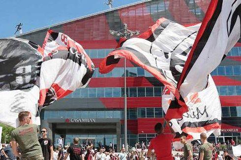 6 Tahun Cuma Ngontrak, AC Milan Akhirnya Tebus Rumah Dinas Mereka Sendiri